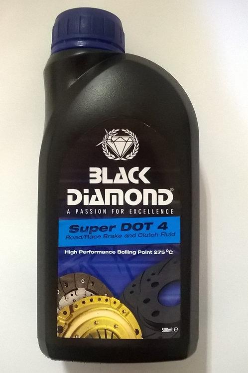 1.5 L of  DOT 4 Brake Fluid