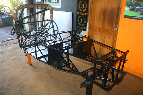 Powder Coated Chassis