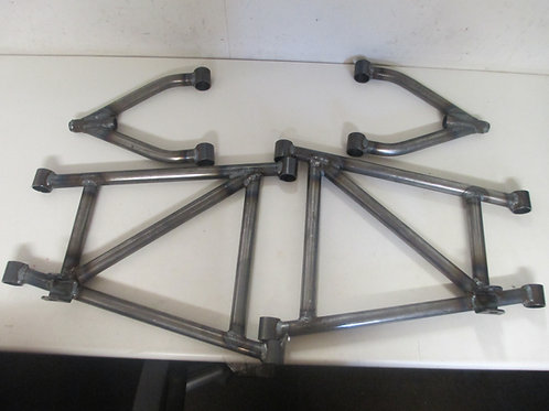 Front and Rear Wishbone Kit