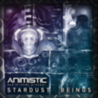 Stardust beings album cover art
