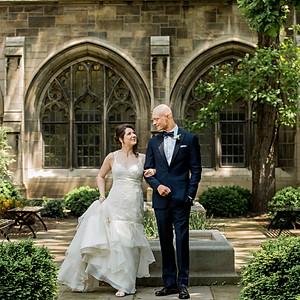 Bond Chapel | Victoria & Jonathan