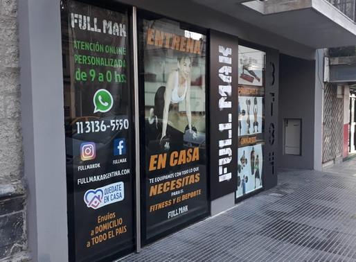 Nueva Sucursal Palermo, Capital Federal