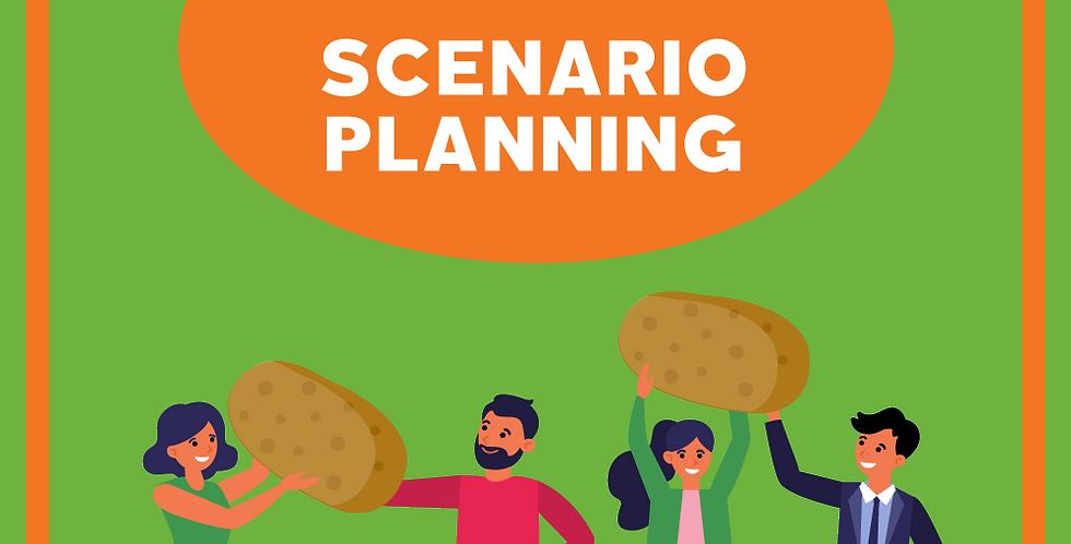 Hot Potato Game for Scenario Planning