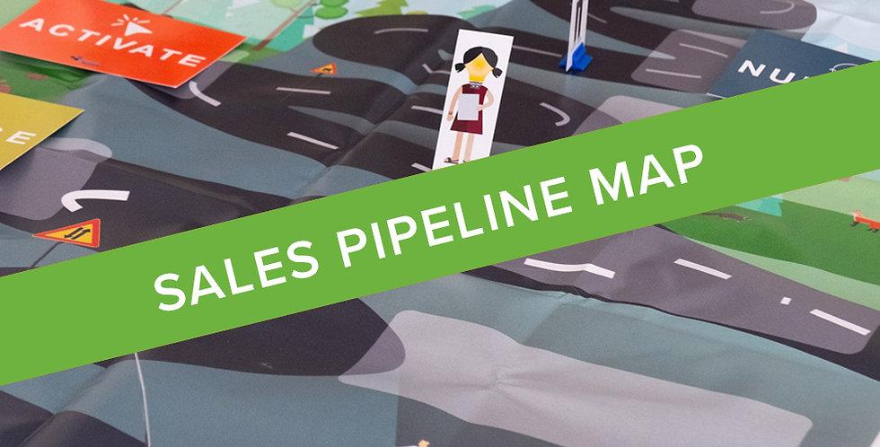 Sales Pipeline Map
