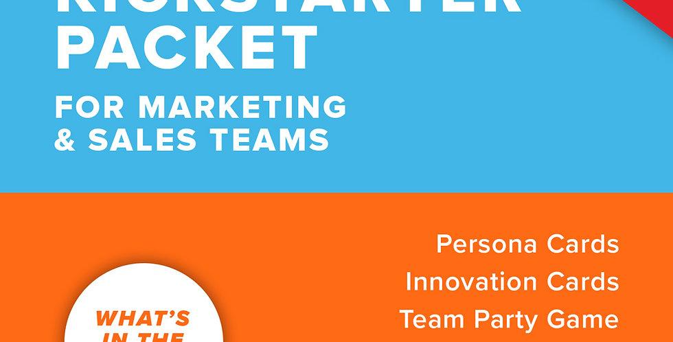 WFH Kickstarter Packet for Marketing & Sales Teams
