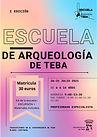El Ayuntamiento de Teba ha puesto en marcha la I Edición de la Escuela de Arqueología en el municipio