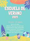 El Ayuntamiento de Teba pone en marcha la cuarta edición de la Escuela de Verano tras no haberla podido desarrollar el año pasado por la situación generada por la pandemia