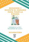 El Ayuntamiento de Teba bajo el lema #CuidaTeba inicia una campaña de concienciación y sensibilización medioambiental