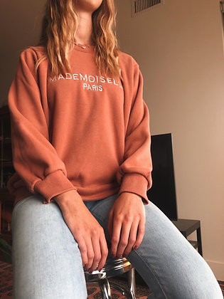 Paris Crewneck