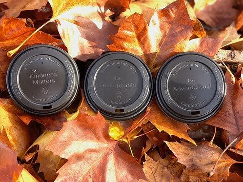 Coffee Lids~Variety Pack 400ct