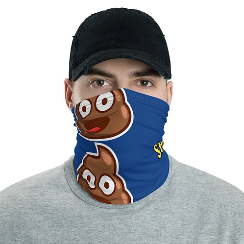 Face Mask-Stay Safe-Poop