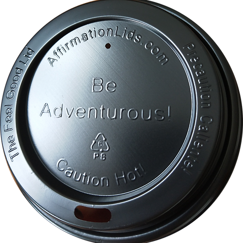 Affirmation Coffee Lids- Variety 300ct
