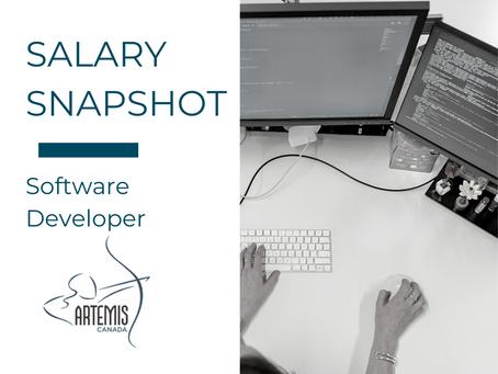 Salary Snapshot- Software Developer