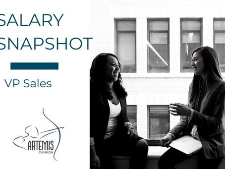 Salary Snapshot- VP Sales