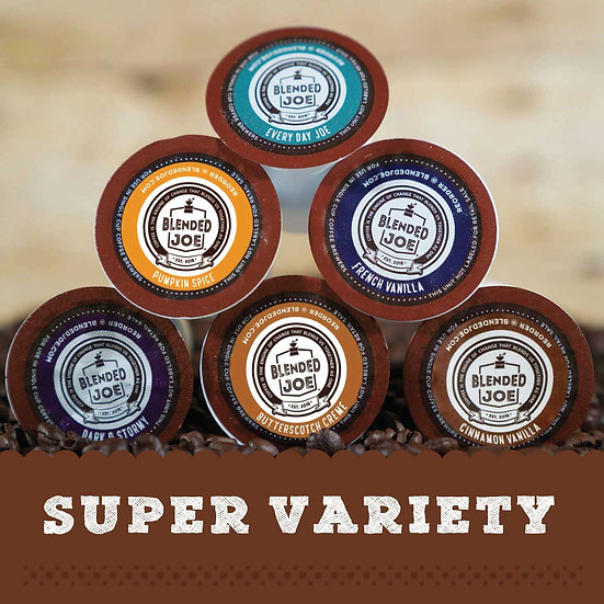 Little Joes - Super Variety Pack