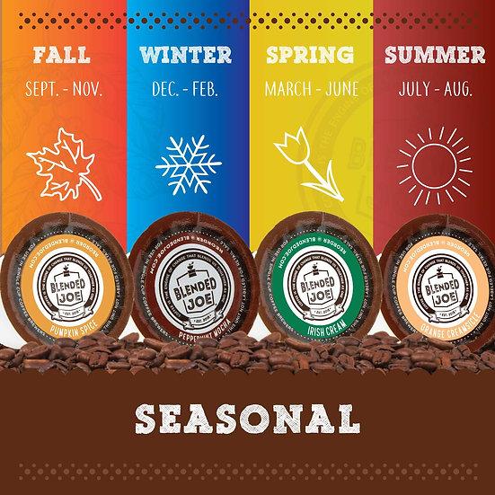 Little Joes - Seasonal Flavor Variety Pack