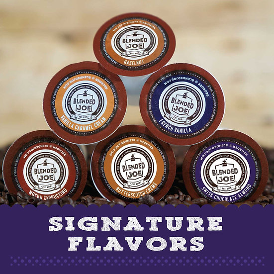 Little Joes - Signature Flavor Variety Pack