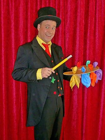 Markus Poétes - Ihr Zauberer für den Kindergeburtstag