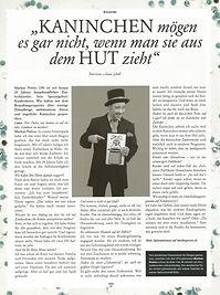 Interview mit Zauberer Markus Poétes aus Köln