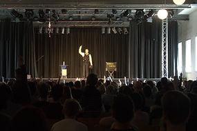 Zauberer Markus Poétes - Theater Zaubertraum