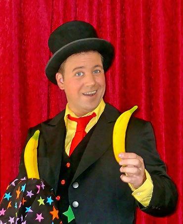 Markus Poétes - Zauberer Köln für Kinderfeste & Kindergeburtstage
