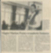 Presseartikel - Zauberer Markus Poétes aus Köln