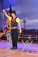 Kinderzauberer Köln - Markus Poétes