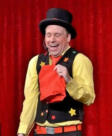 Markus Poétes - Zauberer aus Köln / Kinderzauberer Köln