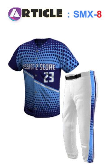 Baseball Jersey Article SMX-8