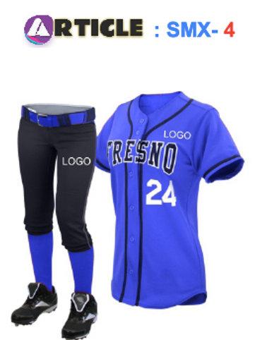 Baseball Jersey Article  SMX- Set 2