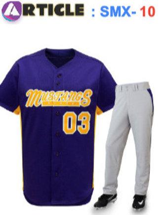 Baseball Jersey Article  SMX- Set 4