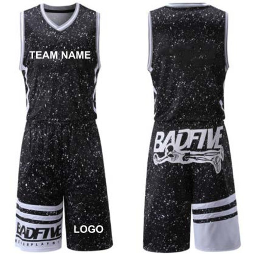Basketball Jersey 17