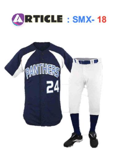 Baseball Jersey Article SMX-18