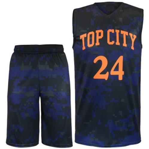 Basketball Jersey 2