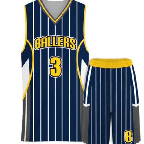 Basketball Jersey 3