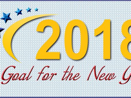 #1 New Year Goal