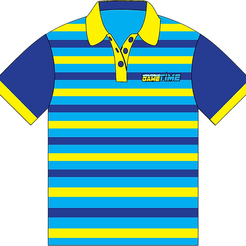 SUBLIMATION Polo Shirt GT-006