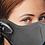 Thumbnail: Grey Bluetooth Face Mask