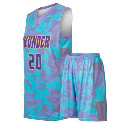 Basketball Jersey 4