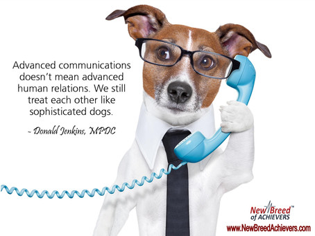 Why Dogs Don't Have Cell Phones