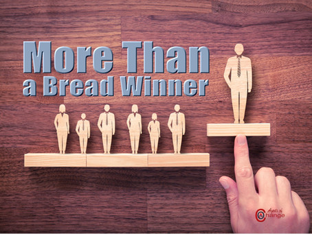 More Than a Bread Winner