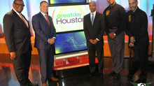 Media Coverage: Great Day Houston | Client: North Houston Frontiers Club
