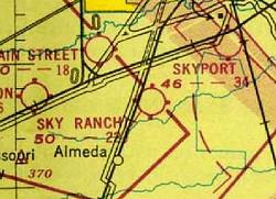 Sky Ranch Map