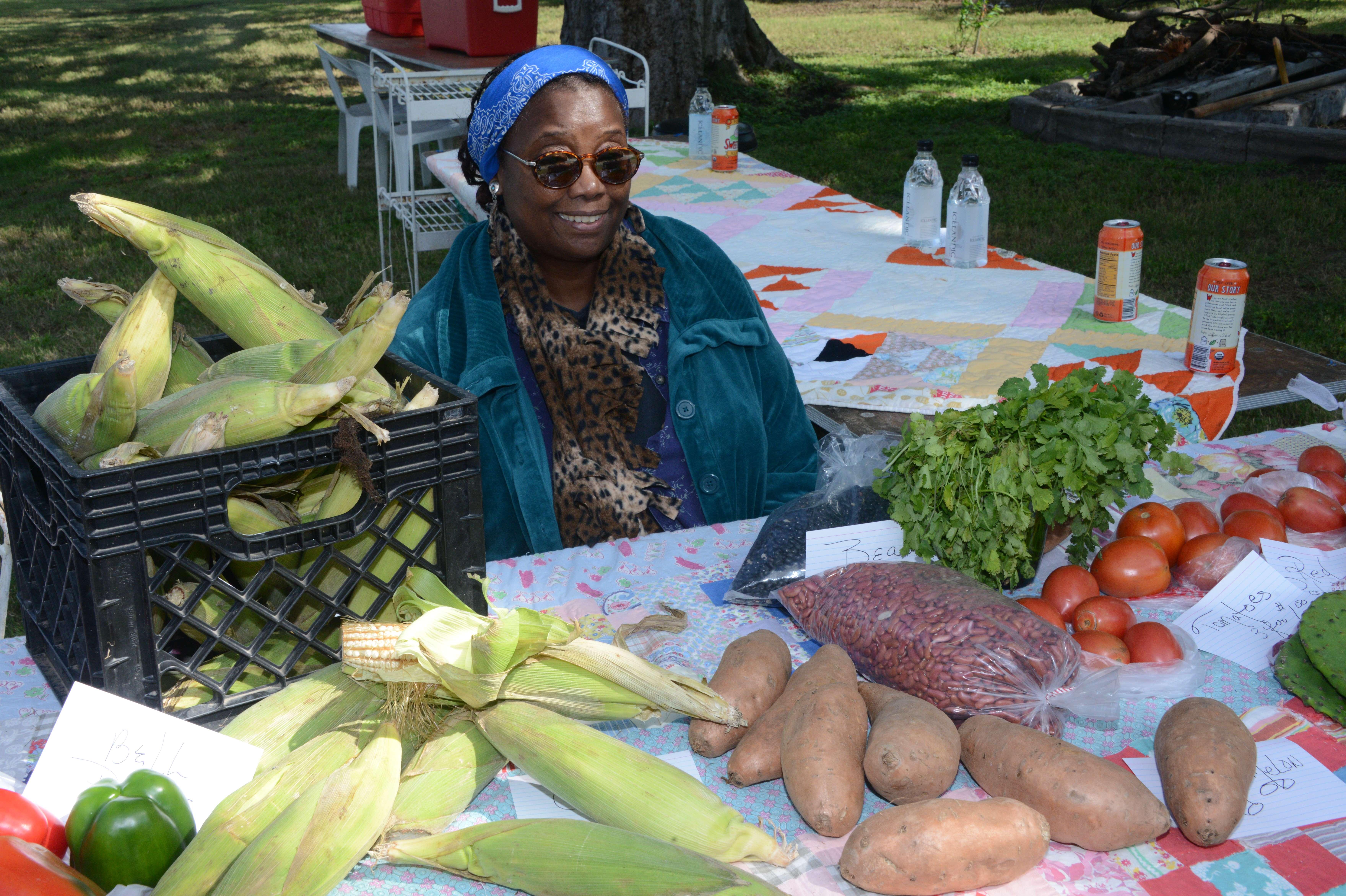 Farmer's Market Vendor