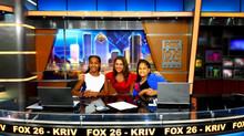 Junior Frontiers are FOX 26 Houston Weather-Kids