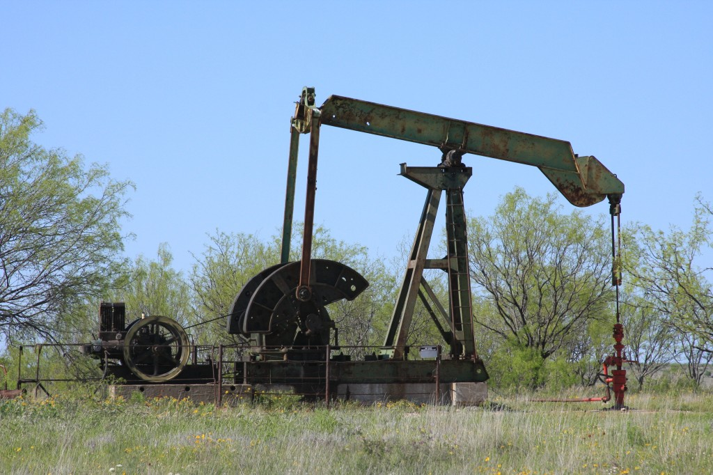 Pierce Junction Oil Field Today