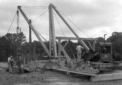 Pierce Junction circa 1934