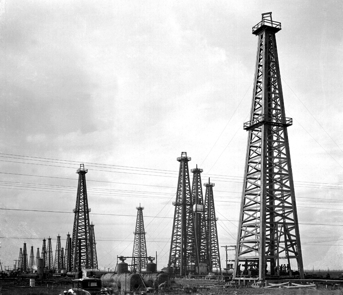 Pierce Junction Oil Field