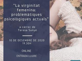 Conferència: LA VIRGINITAT FEMENINA