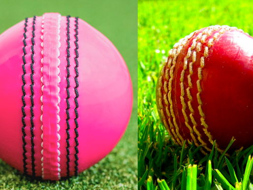 Pink Ball vs Red Ball
